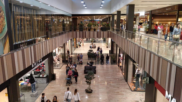 Centre Comercial Gran Jonquera